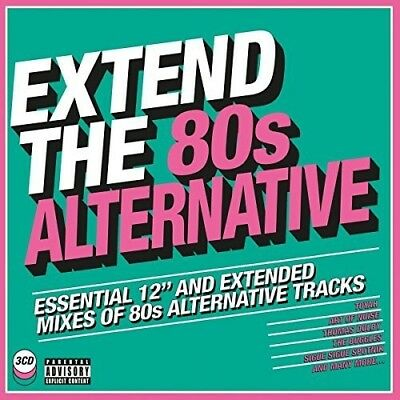 Various Artists - Extend The 80s: Alternative / Various [New CD] UK - Import