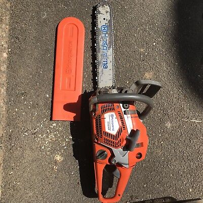 "Husqvarna 550Xp Two Stroke Petrol Chainsaw Complete With 15"" Bar & Chain Used"