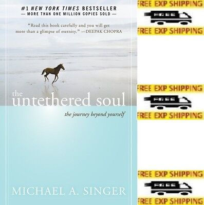 The Untethered Soul The Journey Beyond By Michael A Singer