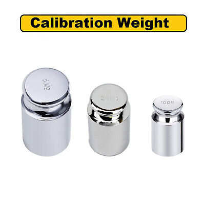 Scale Weight Precision Calibration for Checking Accuracy of Pocket Digital Scale