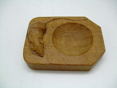 Mouseman pin tray