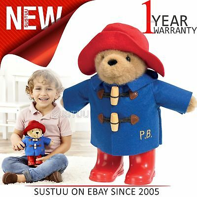 Paddington Classic Bear with Boots│Kids Soft & Cuddly Toy│Giftware For Baby│22cm