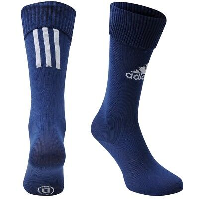 New With Tags Adidas Santos Men's Sock Navy/white Size UK 6.5-8