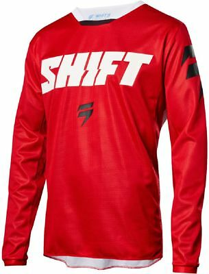 Maglia cross Whit 3 Ninety Seven jersey red