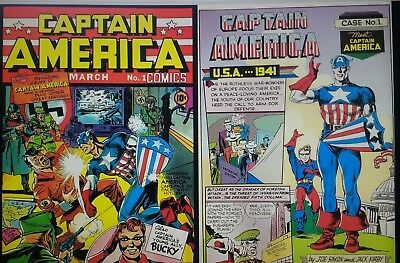 Captain America - Collection of 25 Comic Books : on DVD (1)