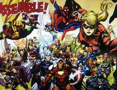 Secret Invasion 110 Comic Books on DVD, (01-08 and all tie ins)
