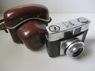 Vintage Film Camera ZEISS IKON CONTINA - SLR Lens COLOR-PANTAR  1:2,8/45