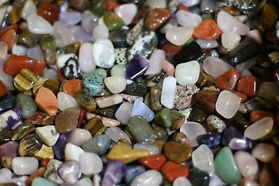 XS Healing Crystals Chips - 5-10mm Tumblestones - Buy 3 get 1 Free