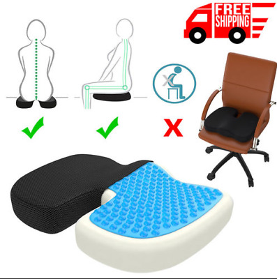 egg sitter pillow gel seat cushion breathable pad chair orthopedic