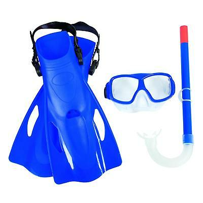 Bestway 25019 Sureswim Junior Snorkel Set with Flippers and Mask