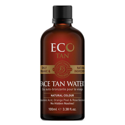Eco Tan Face Tan Water (Suitable for oily & acne-prone skin) Natural & Organic