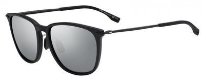 a482b5d542 NEW HUGO BOSS BHB 0569 Sunglasses 092K Matte Black 100% AUTHENTIC ...