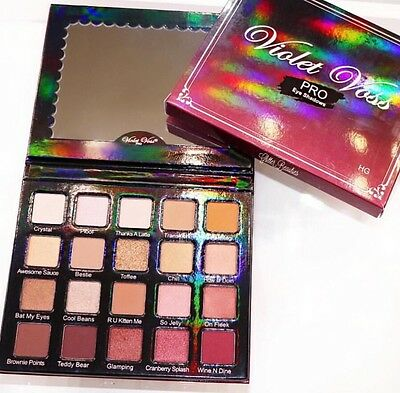 New Hot Xmas gift -Limited Edition HOLY GRAIL Eyeshadow Pro Palette Make Up Gift