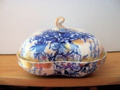 Royal Doulton  ARUNDEL PATTERN LIDDED CHEESE KEEPER OR BUTTER KEEPER