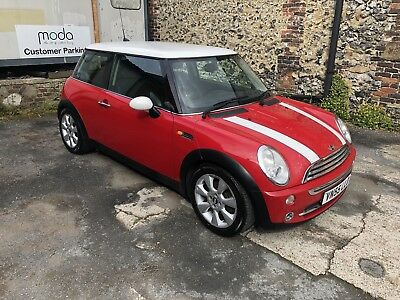 Mini Cooper 2006. Long MOT, new Gearbox & clutch, new exhaust, 2 owners from new