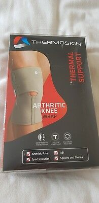 Thermoskin Thermal Arthritic Knee Wrap Large Brand new in box
