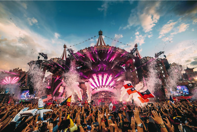how to get tickets to tomorrowland 2018
