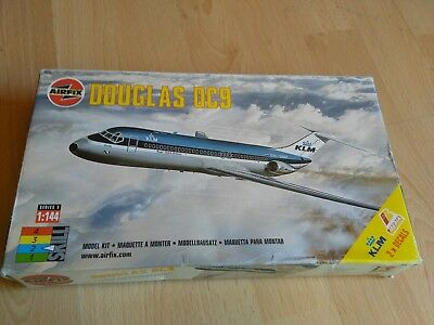 Airfix Douglas DC-9 KLM Dutch Airlines/Iberia  1:144  RAR