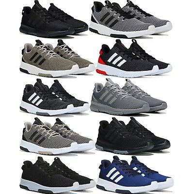 87feb8876a1faa Adidas CLOUDFOAM RACER TR Men s Trail Running Shoes Lifestyle Comfy Sneakers