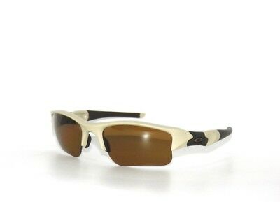 eb716d6616 Clearance~Oakley Sunglasses Flak Jacket Xlj 53-100 Desert Bronze Polarized