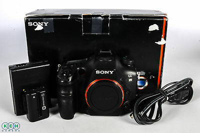 Sony SLT-A99 Digital Camera Body w/Battery & Charger [Shutter Count: 173,933]