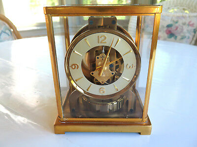 Jaeger LeCoultre Atmos Clock 1950s - Working - Excellent Condition