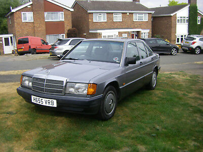 Mercedes Benz 190E Great to Drive. Ideal Modern Classic