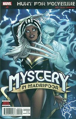 Hunt For Wolverine Mystery In Madripoor #2 Storm Land Variant A X-Men NM/M 2018