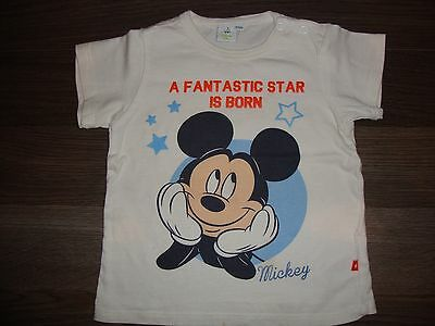 T-shirt manches courtes Mickey - Disney - 24 mois / 2 ans