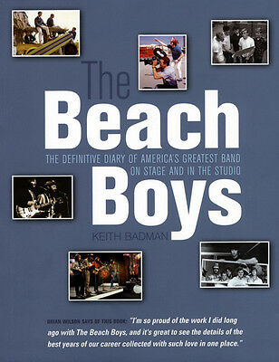 Beach Boys - The Definitiv Diary Of America's Greatest Band On Stage And en T