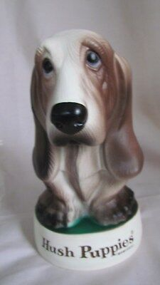 Vintage Hush Puppy Shoes Advertising Basset Hound Figure, 1982 Mail In Promo NIB