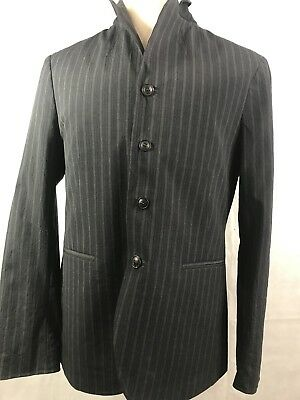 John Varvatos Collection Convertible Notch Lapel Jacket. 54, US 44. $1498