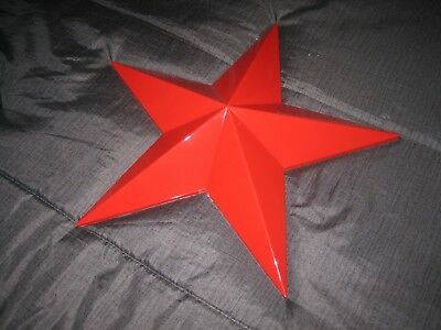 Texaco Plastic star  , NOS ,   gas station sign