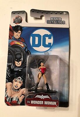 Nano Metalfigs - DC Comics Wonder Woman DC16 - New