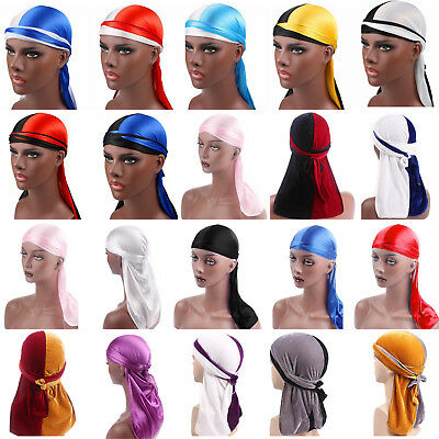 PICK YOUR COLOR Kleding en accessoires Hoeden Silky Durag