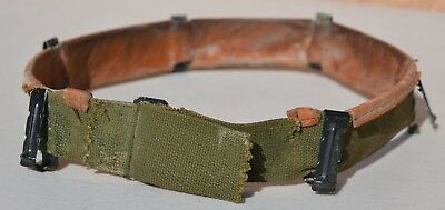 Us M1 Helmet Liner Sweatband Great Used Conditions U.s. Army American