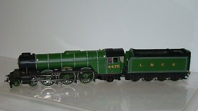 HO Scale Hornby 4-6-2 Flying Scotsman Steam Locomotive #4472  no box runs!!