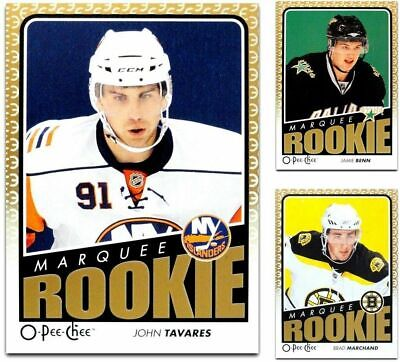 2009-10 OPC MARQUEE ROOKIES **** PICK YOUR CARD **** From the LIST