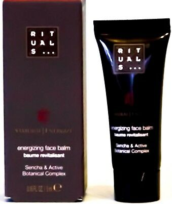Rituals Samurai Energizing Face Balm Gesichtscreme Anti Age 5 ml Probe Sample