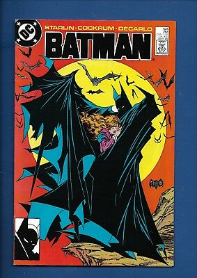 Batman #423 (Sep 1988, DC) Todd Mcfarlane art