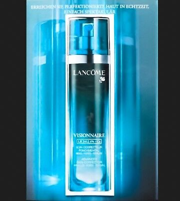 Lancome Visionnaire Advanced Skin Serum 2 ml Sachet Luxus Probe Anti Age Aging