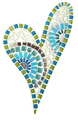 Mosaic Heart - Kitset Cosmo-Excellent for beginners