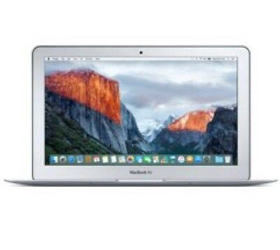 Apple Macbook Air 29.5cm C2D 1.4 Ram 2gb HD 64 Gb Flash 2010 B Grd 6 M Garantie