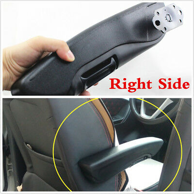 Car Truck Seat Armrest Console Box Seat Arm Rest Caravan Seat Parts Right Side