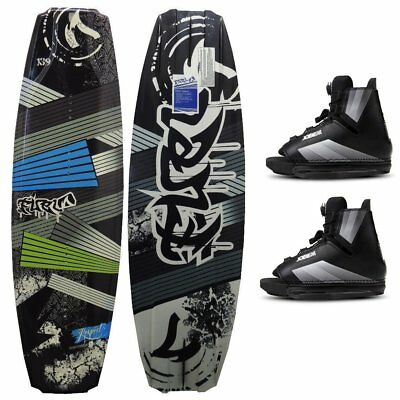 FUEL Respect 139 Wakeboard Package mit Maze Bindung
