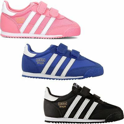 adidas Dragon OG CF Infants Trainers~Originals~RRP £33~UK Seller