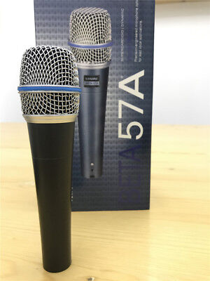 Shure Beta 57A Handheld Dynamic Vocal Microphone with Cable