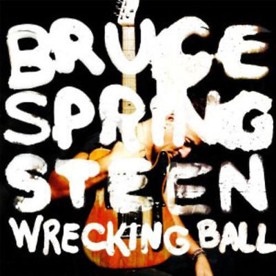 Bruce Springsteen - Wrecking Ball [New & Sealed] Digipack CD
