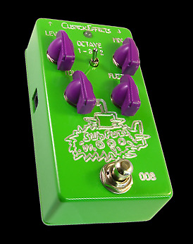 Cusack Effects Sub Fuzz Guitar FX/Effects Pedal