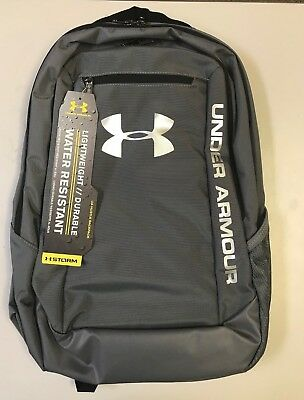 2a13765c1d UNDER ARMOUR STORM Team Hustle Grey Backpack (1273274) -  42.85 ...